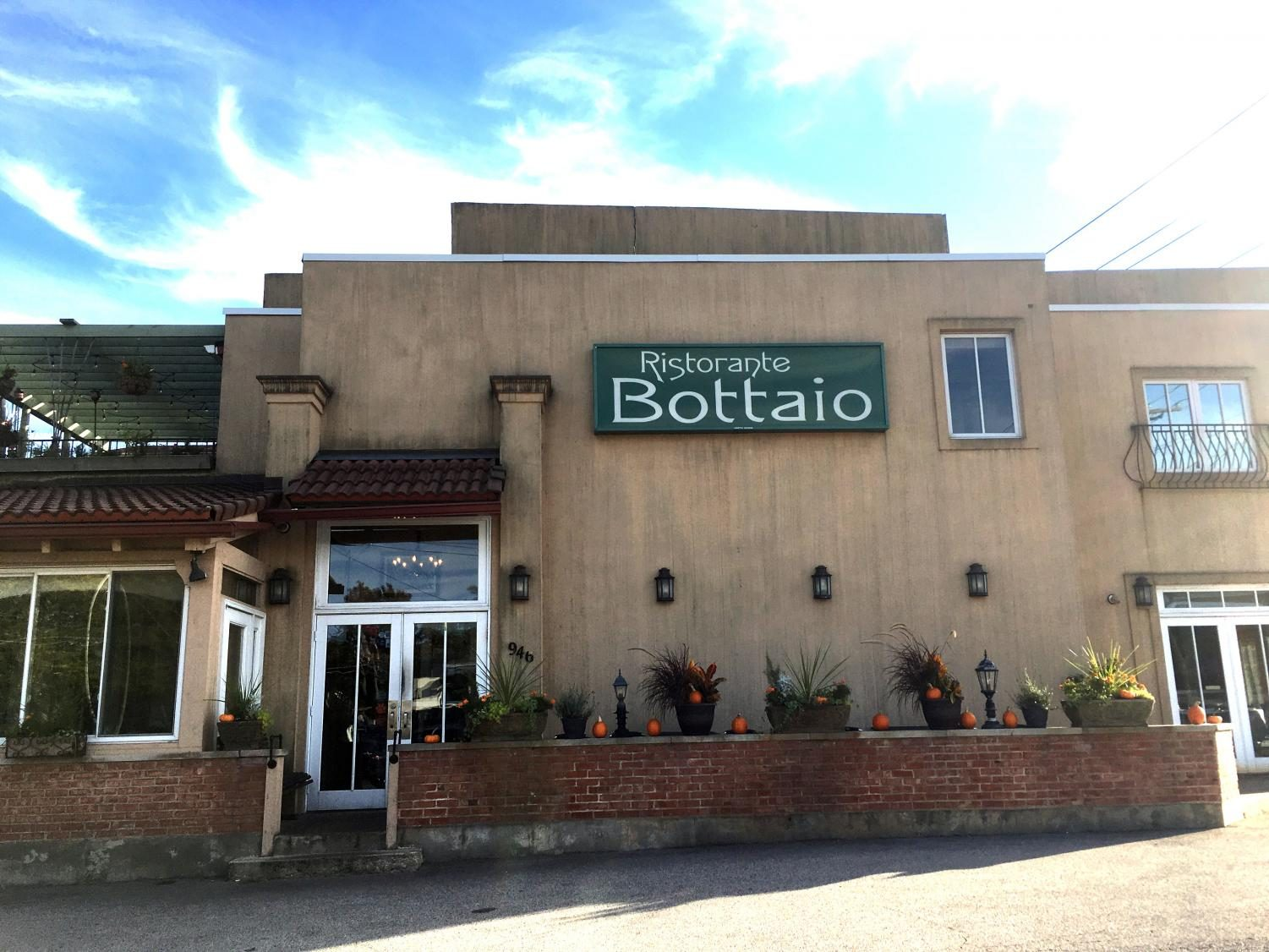 Libertyville's essential restaurant, Bottaio, brings customers delicious food and a great atmosphere.