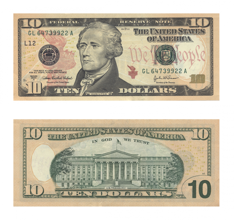 Ten Dollar