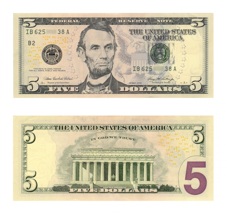 Five Dollar
