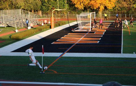 Boys Soccer Season Ends in Shootout Against Fremd