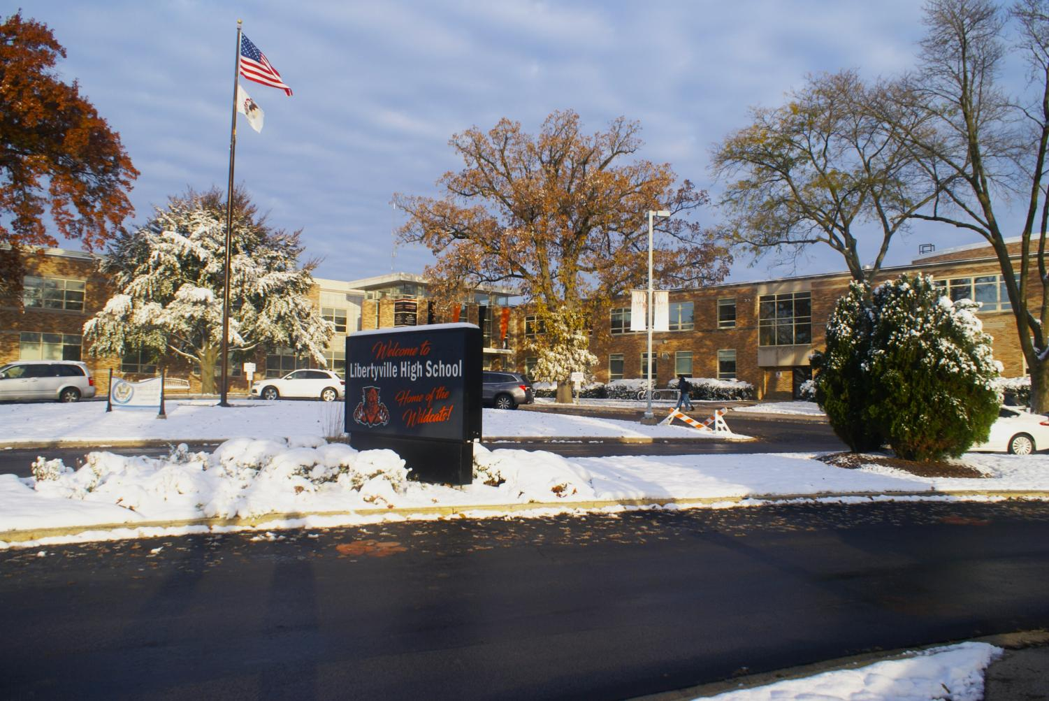 Instead of making up snow days during or after the school year, District 128 is planning to instead start using e-learning days, where students can make up the snow days at home.