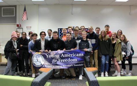 Young Americans for Freedom chapter starts in Libertyville