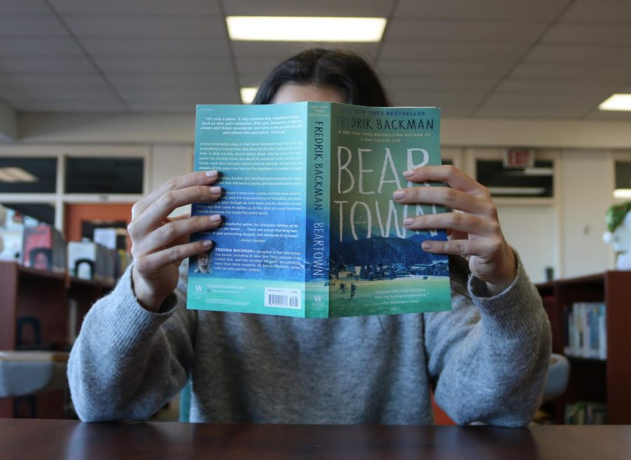 Beartown by Fredrik Backman was introduced into the World Literature Honors curriculum this year and has become a favorite for many students.