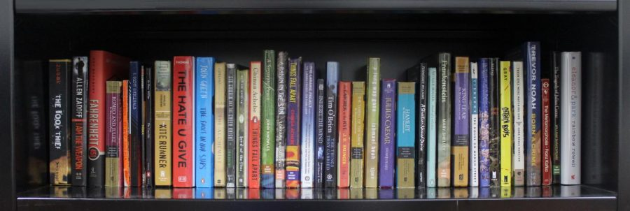 The same classics have been taught in literature classes for a long time now and some literature teachers are starting to integrate more recent books into the curriculum to add more diversity.