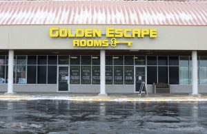 These escape rooms are Golden