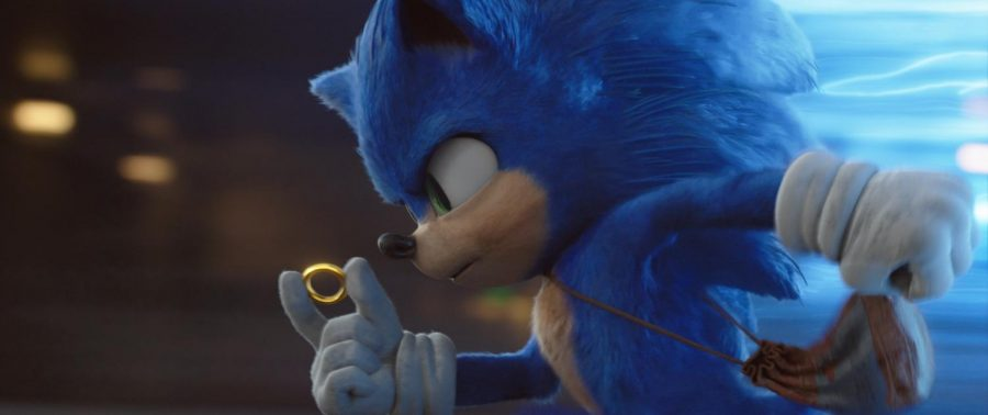 'Sonic the Hedgehog': Running away from creativity