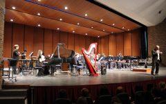 LHS bands perform their winter concert