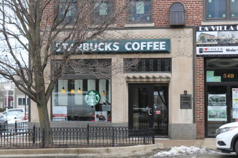 After 25 years on Mainstreet, the Starbucks is closing this June due to competition from other Starbucks locations in the Chicagoland area.