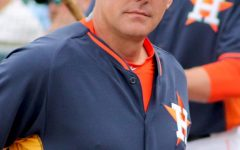 Former Astros manager A.J. Hinch was fired by the Astros organization shortly after being served a one-year suspension by Major League Baseball for his involvement in the sign-stealing scandal.