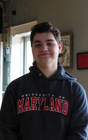 Junior Sebastian Ingino has played clarinet in LHS's Wind Ensemble for three years. Ingino also plays piano in addition to producing his own music electronically.