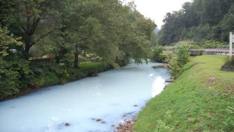 In 2014, the Pond Fork River in Boone County, West Virginia, turned white due to a 2,500 gallon chemical spill. Incidents like this are common in rural America and are slowly poisoning entire towns.