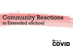 Community Reactions to Extended eSchool