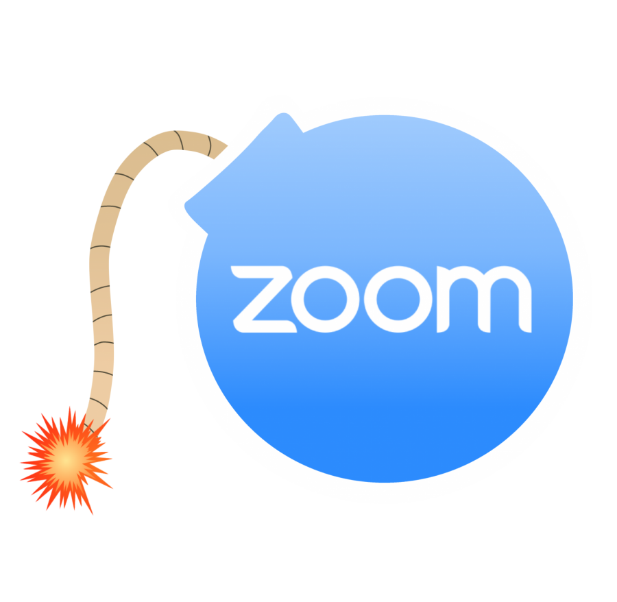 Zoombombing+disrupts+first+week+of+Extended+eSchool