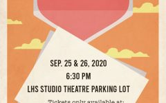 The fall play will be this weekend in a drive-through format.