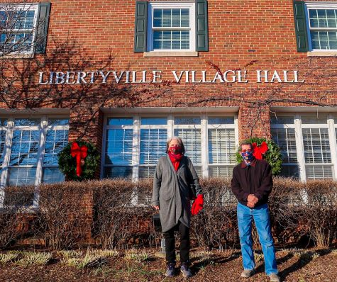 Sharon Starr, chairman of the Human Relations Commission in Libertyville, and Mayor Terry Weppler have been focusing on diversity and inclusion in Libertyville with the help of some committed residents.