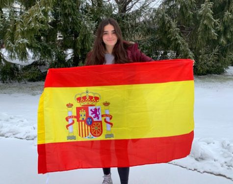Christina Tuduri Poza, a senior at LHS, immigrated from Spain to the U.S. with her family right before starting freshman year. She is still able to keep in touch with her family and friends back in Spain with the help of her parents.