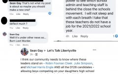 Sean Gay's hate-filled rhetoric threatens the safety and community that D128 has created in its schools.
