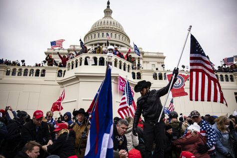 On Jan. 6, insurrectionists stormed the United States Capitol building in an attempt to stop Joe Biden's presidential win from being certified by Congress.