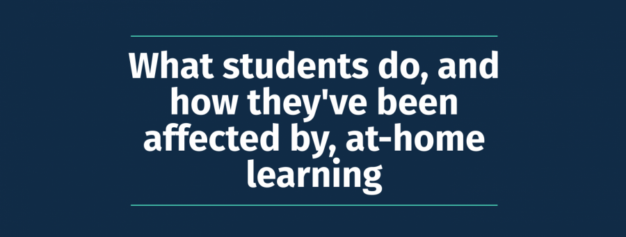 What students do, and how they