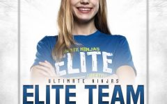 LHS has its very own American Ninja Warrior: Kylie Hughes