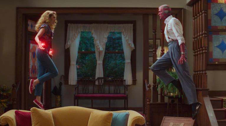 """WandaVision"": Wacky, puzzling . . . and oddly compelling"