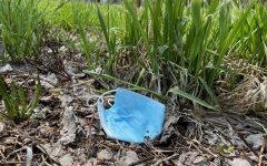 Covid Waste is Littering Libertyville and our Planet