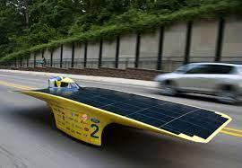 Solar-powered Cars
