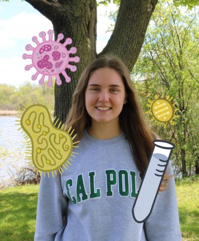 Libby Hodge is turning her passion for science into a career in microbiology. Her fascination with the world around her pushed her to pursue a career in STEM.