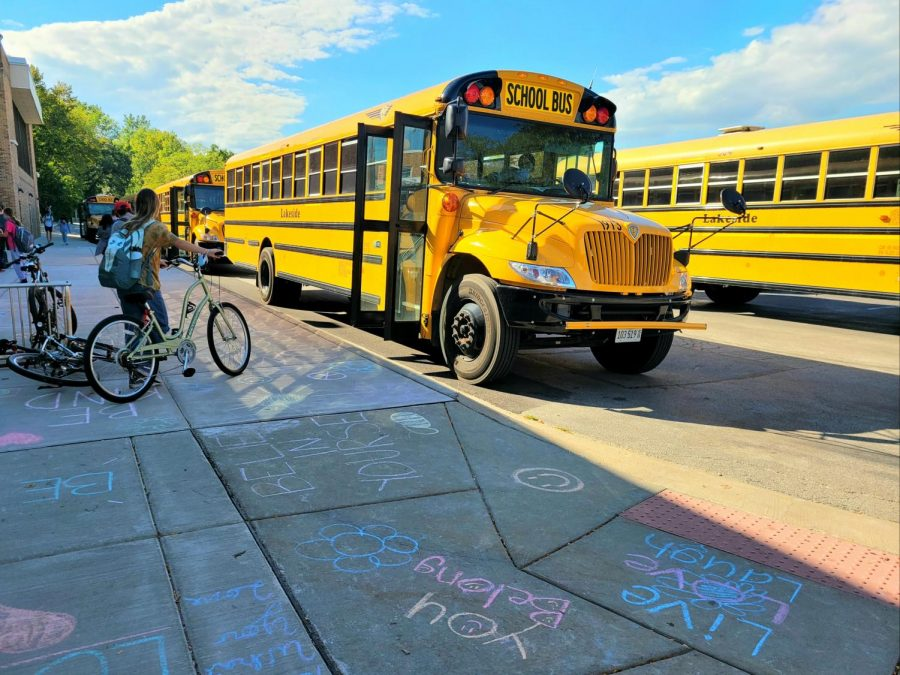 Bus schedule changes have been ongoing since the start of the school year, which have been due to factors such as fewer bus drivers, COVID-19, heightened license requirements, and more.