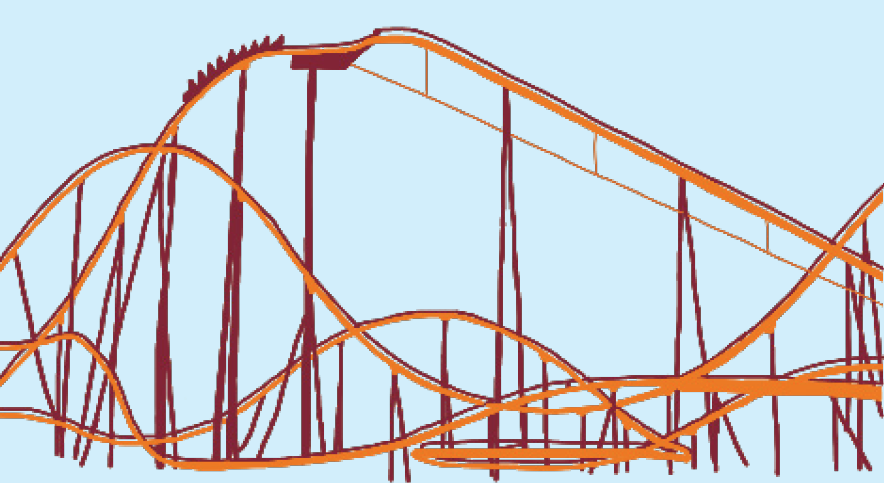 The+Raging+Bull+dominates+Southwest+Territory+as+a+fan+favorite.+This+coaster+makes+up+for+its+lack+of+loops+with+high%2C+steep+drops+and+plenty+of+thrills+throughout.
