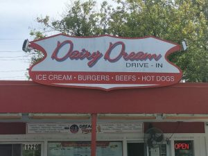 The Dairy Dream store, located just down the street from Libertyville High School, has earned a special place in the hearts of residents.